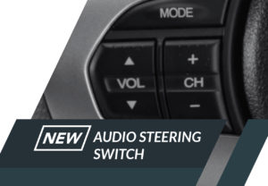 Audio Steering Switch (Tipe E CVT, RS MT & RS CVT)