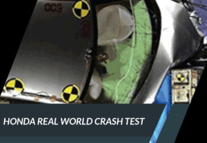 Honda Real World Crash Test