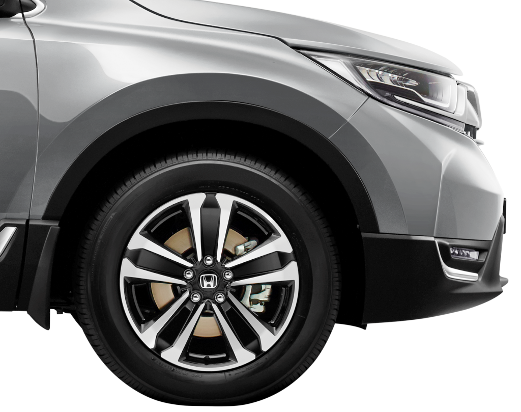 18 Alloy Wheel Design (tipe Prestige)