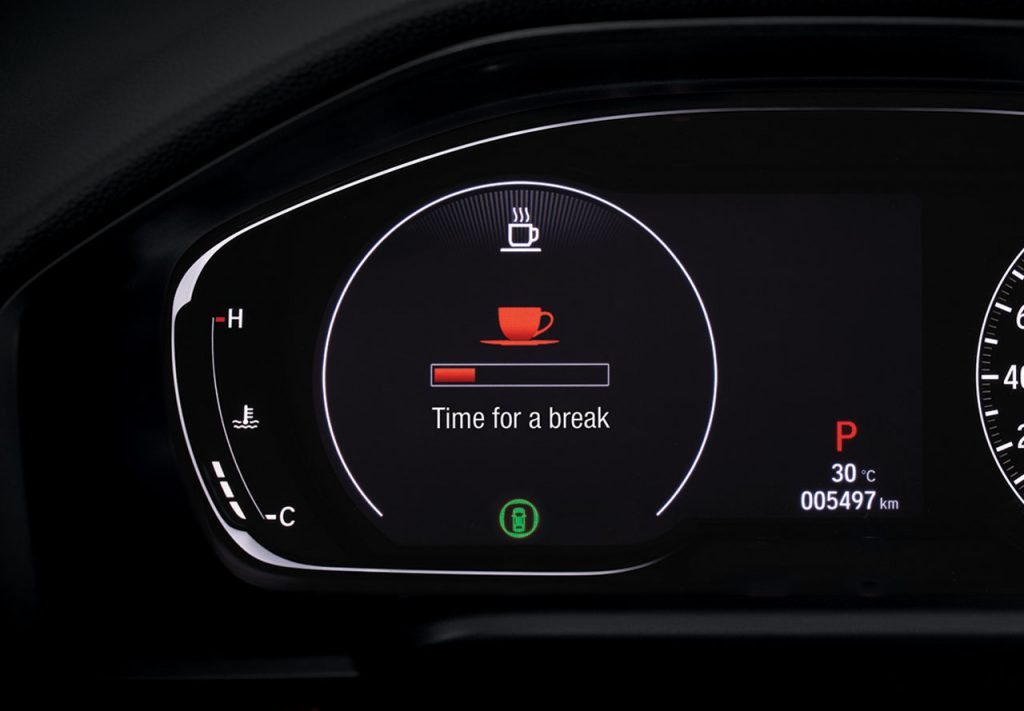 Driver Attention Monitor